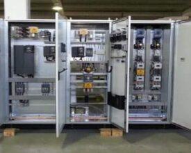 Air Compressor Control System